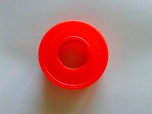 Circle red.