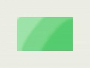 Background strips green.