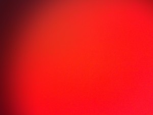 Background red card.