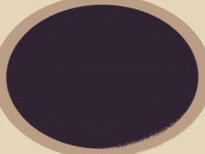 Background eye wheel.