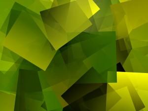 Square green beautiful.