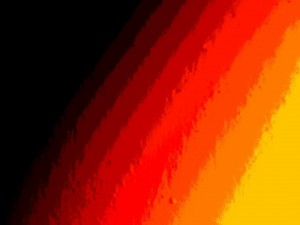 Background yellow red black.
