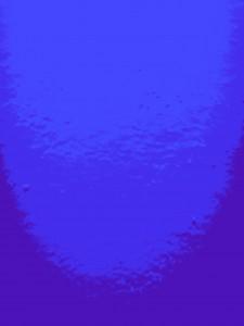 Gorge violet.